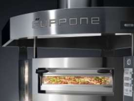 CUPPONE - Hot pizza forming machine - picture3' - Click to enlarge