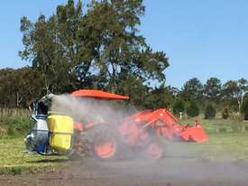Greenhouse Crop Canon Sprayer - picture0' - Click to enlarge