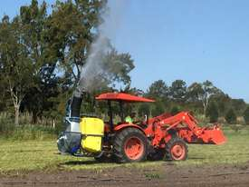 Greenhouse Crop Canon Sprayer - picture2' - Click to enlarge