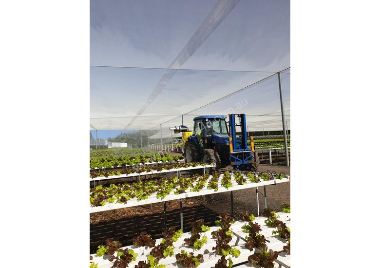 Greenhouse Crop Canon Sprayer