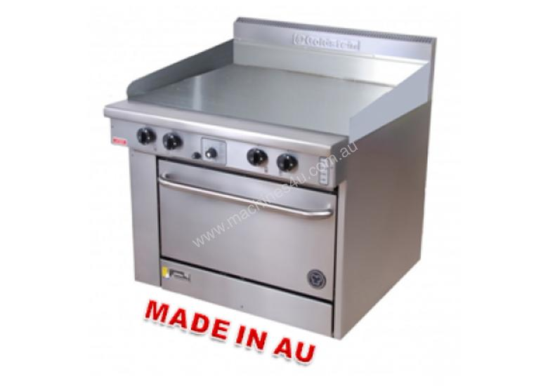 Goldstein Gas Range Convection Oven