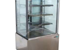 Anvil DSV4730/40/50 Cold Square Cake Display - 4 Tier