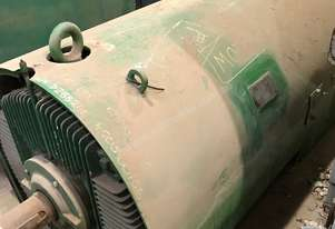250 kw 330 hp 4 pole 3300 volt AC Electric Motor