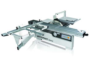 Woodfast 2.6 m single phase 240V Panel Saw PS315X (5 saws Stock clearance)
