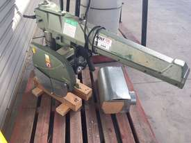 Radial saw without table or floor stand. Excellent value - picture2' - Click to enlarge
