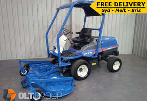 Iseki SF370 Diesel Out Front Mower For Sale 72