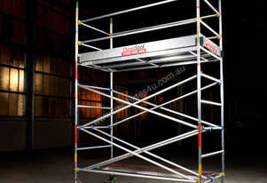 Aluminium Scaffold (2x Pallets!)