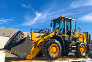NEW 2018 ACE AL400 13T ARTICULATED WHEEL LOADER CUMMINS 180HP