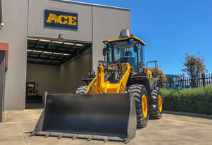 NEW 2020 ACE AL400 13T ARTICULATED WHEEL LOADER CUMMINS 180HP