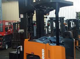 Raymond Electric Reach Truck 2 Ton 9.5m Lift 2012 Model - picture0' - Click to enlarge