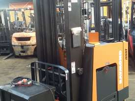 Raymond Electric Reach Truck 2 Ton 9.5m Lift 2012 Model - picture1' - Click to enlarge
