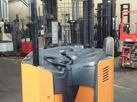 Raymond Electric Reach Truck 2 Ton 9.5m Lift 2012 Model - picture3' - Click to enlarge