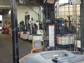 Raymond Electric Reach Truck 2 Ton 9.5m Lift 2012 Model - picture4' - Click to enlarge