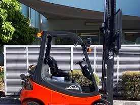 Used Forklift: H20T Genuine Preowned Linde 2t - picture0' - Click to enlarge