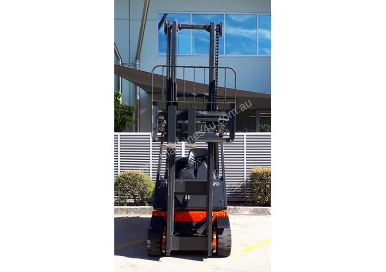 Used Forklift: H20T Genuine Preowned Linde 2t
