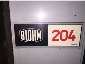 Used Blohm 204 Surface Grinder - picture1' - Click to enlarge