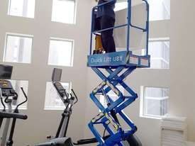 12ft Push around Scissor Lift - picture2' - Click to enlarge