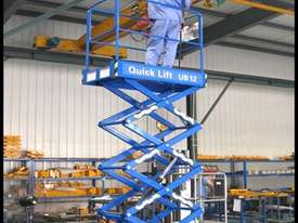 12ft Push around Scissor Lift - picture4' - Click to enlarge