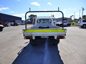2010 Toyota Landcruiser Workmate (VDJ79R) V8 4x4 Tray Back Utility - In Auction - picture5' - Click to enlarge