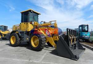 Active Machinery AL926F 7.6 Tonne Wheel Loader