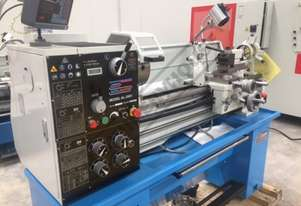AL-356V Centre Lathe 356 x 1000mm Turning Capacity - 51mm Spindle Bore Includes Digital Readout, Qui