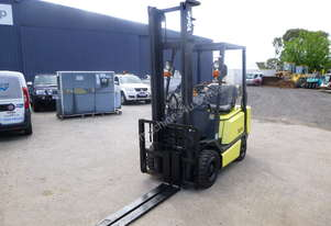 Circa 1997 Yale GLP20AF 2 Tonne Forklift - In Auction