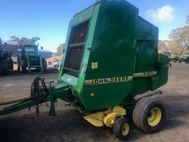 John Deere 590 Round Baler - picture0' - Click to enlarge
