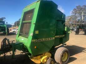 John Deere 590 Round Baler - picture3' - Click to enlarge
