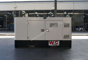 40kVA, 3 Phase, Standby Diesel Generator with Kubota Engine in Canopy