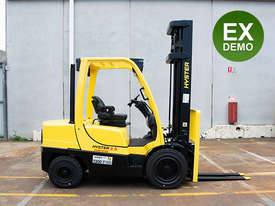 Ex Demo - 3.5T Counterbalance Forklift - picture0' - Click to enlarge