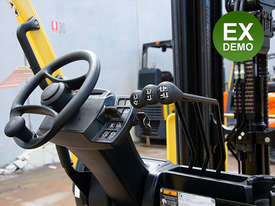 Ex Demo - 3.5T Counterbalance Forklift - picture5' - Click to enlarge