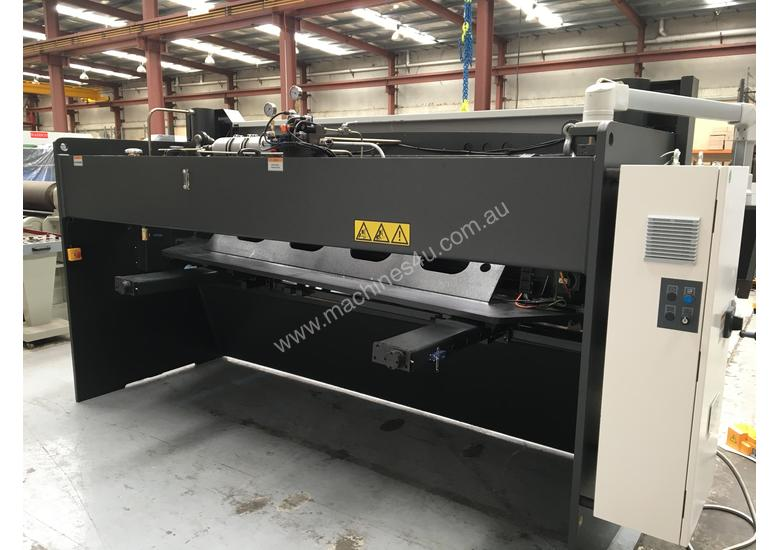 New Madison 3.1m x 6mm Hydraulic Guillotine