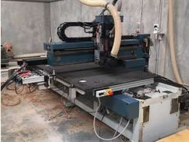 Masterwood CNC router flatbed, Scissor lift, Dust extractor, Cabinetmaking software - picture0' - Click to enlarge