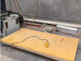 Masterwood CNC router flatbed - picture2' - Click to enlarge