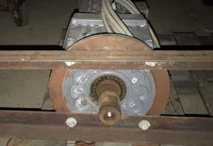 Electric gear motor, SEW EURODRIVE