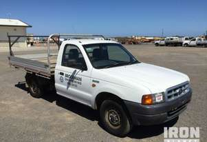 Ford 2001   Courier 4x2 Ute