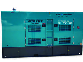 Perkins engine - 275 KVA Diesel Generator 3 Phase 415 - picture3' - Click to enlarge