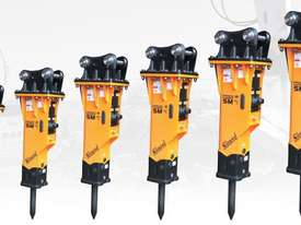 Hydraulic Hammer Suits 20T class excavator - picture1' - Click to enlarge