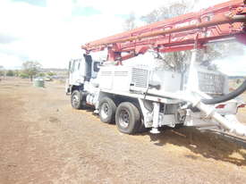 Concrete Truck with pump - picture1' - Click to enlarge