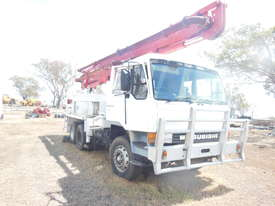 Concrete Truck with pump - picture3' - Click to enlarge