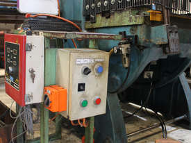 John Heine 206AG series 3 Inclinable C Frame press - picture3' - Click to enlarge
