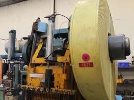 John Heine 206AG series 3 Inclinable C Frame press - picture6' - Click to enlarge