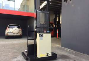 Crown B Series Manual with Electric Lift Walkie Stacker Fully Refurbished