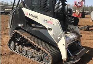 Terex PT100G Forestry track loader for sale