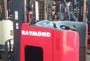 Raymond Double Deep Electric Reach Truck 2012 Model 7010mm Lift Height
