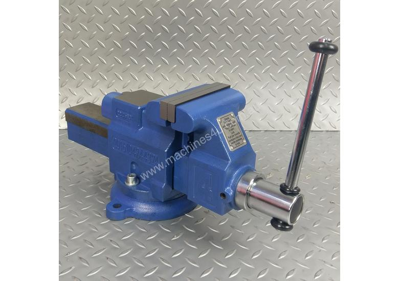 """5/"""" Non-Swivel Milling Lock Vise Bench Clamp Milling Secure 125mm Width PRO"""