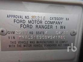 FORD RANGER Ute - picture4' - Click to enlarge