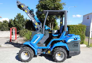 Multione multi-purpose heavy lift forklift loader