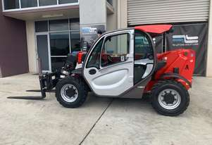 Used Manitou MT625 with Pallet Forks