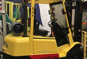 Hyster Forklift Suit NEW BUYER
